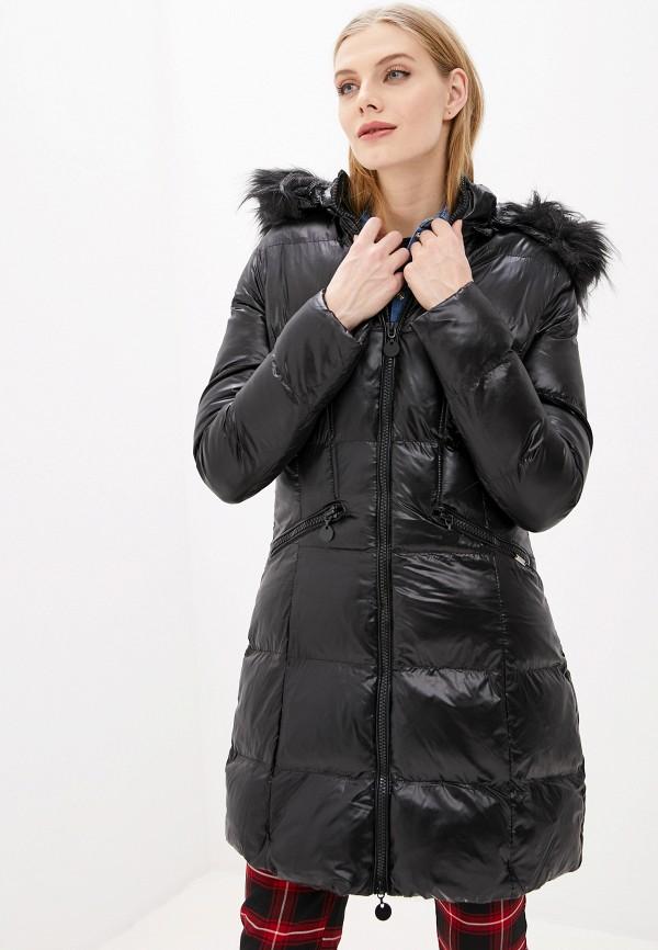 женская куртка pdk, черная