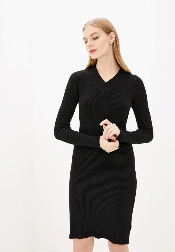 женское платье pdk, черное