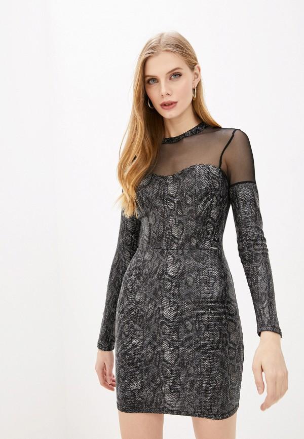 женское вечерние платье pdk, черное