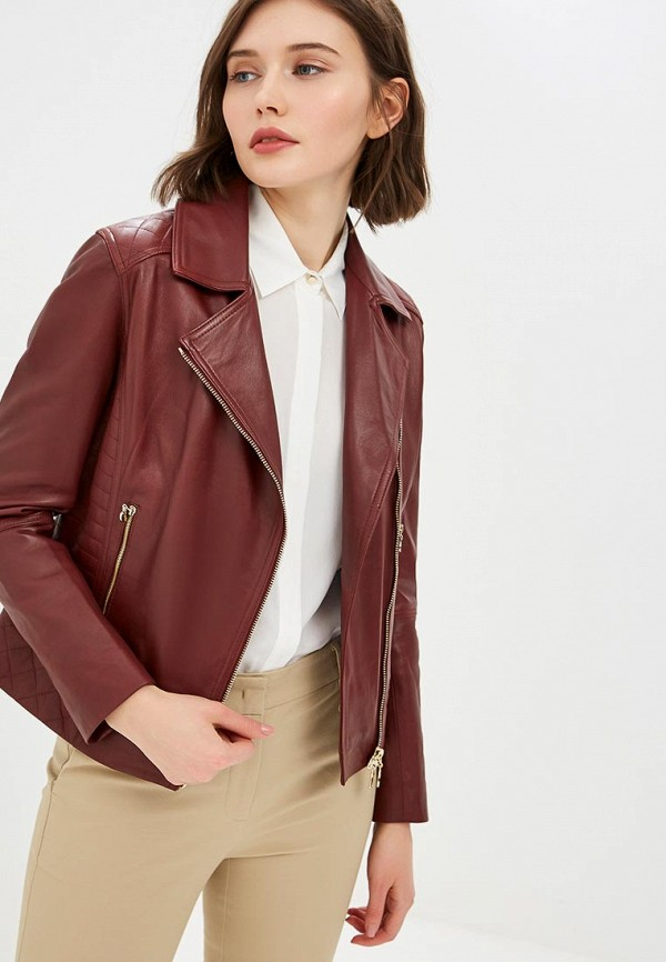 Куртка кожаная Pennyblack Pennyblack PE003EWEEWN8