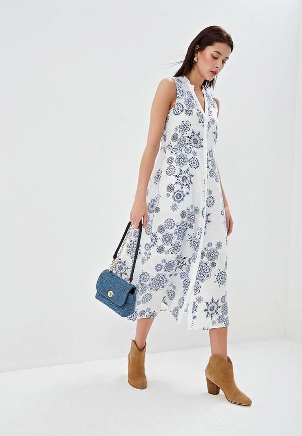 женское повседневные платье pennyblack, белое
