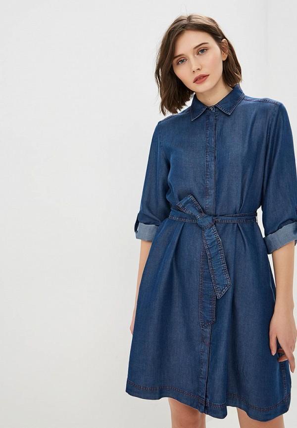 Платье джинсовое Pennyblack Pennyblack PE003EWEEWP5