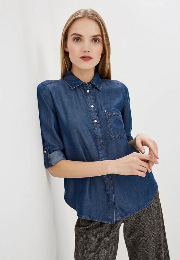 Рубашка джинсовая Pennyblack Pennyblack PE003EWEFAG2 рубашка pennyblack pennyblack pe003eweewt4