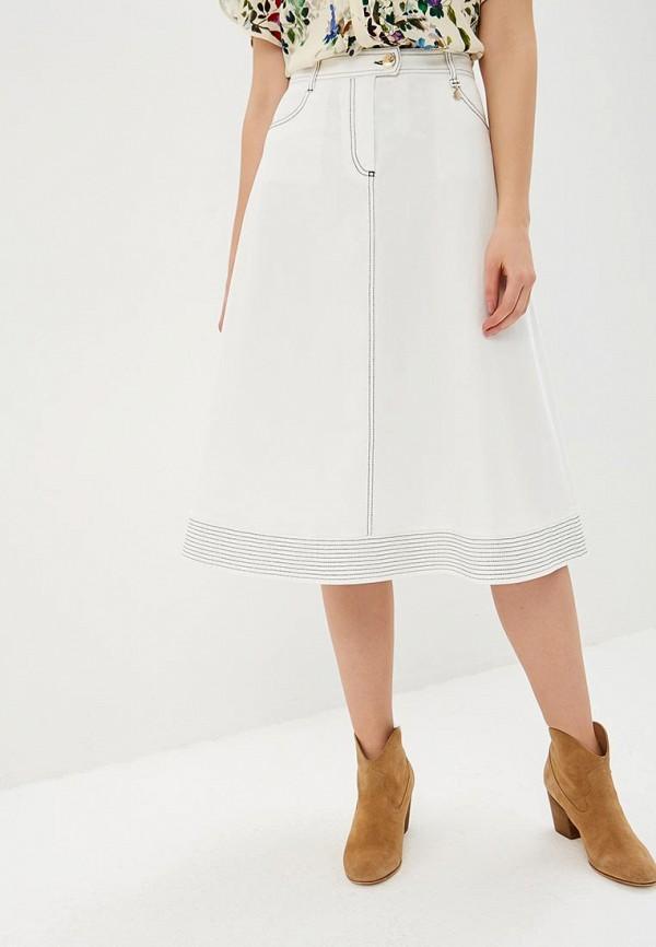 женская юбка pennyblack, белая
