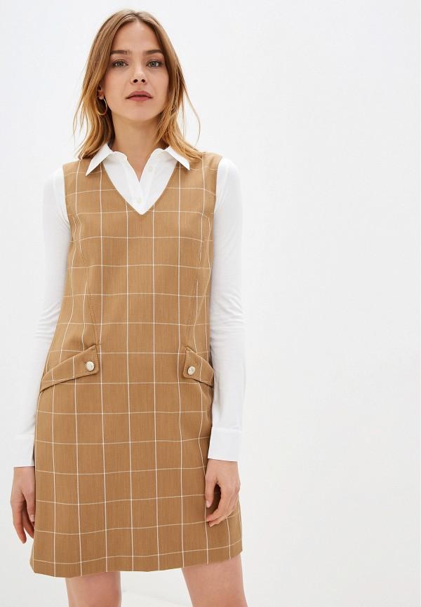 цена Платье Pennyblack Pennyblack PE003EWGHOO1 онлайн в 2017 году