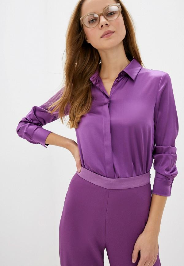 Купить Блузу Pennyblack фиолетового цвета