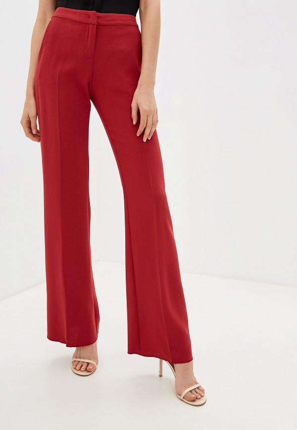 женские брюки pennyblack, красные