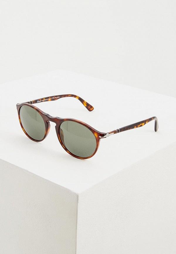 Очки солнцезащитные Persol Persol PE007DMEMZE5 persol po2880vm eyeglasses 24 havana 56mm