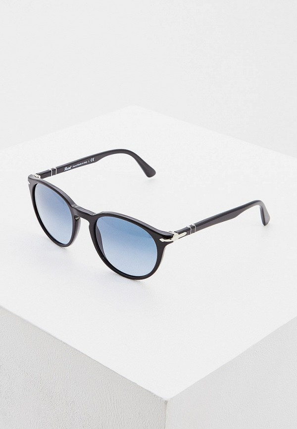 мужские солнцезащитные очки persol, черные