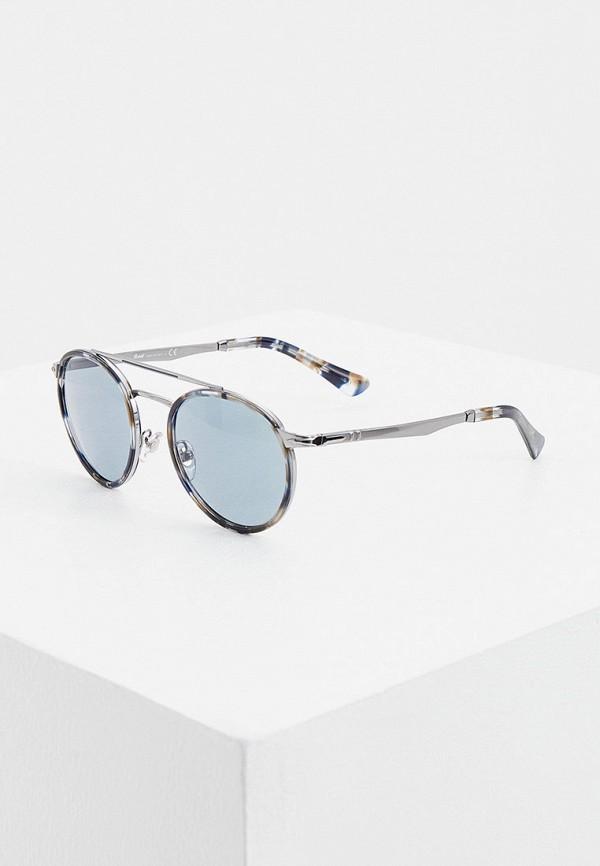 мужские солнцезащитные очки persol, серые