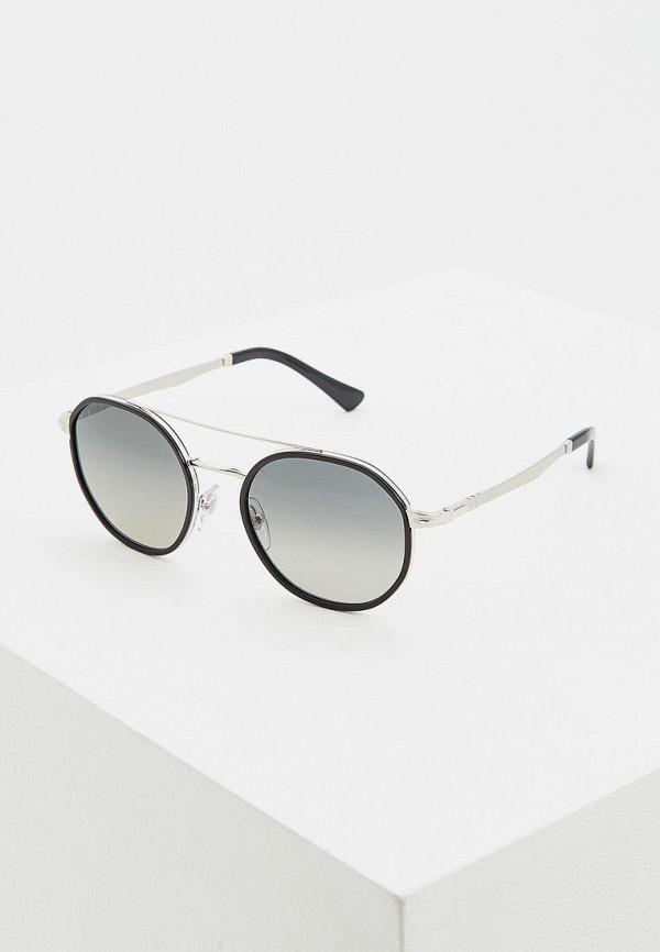 женские солнцезащитные очки persol, серые