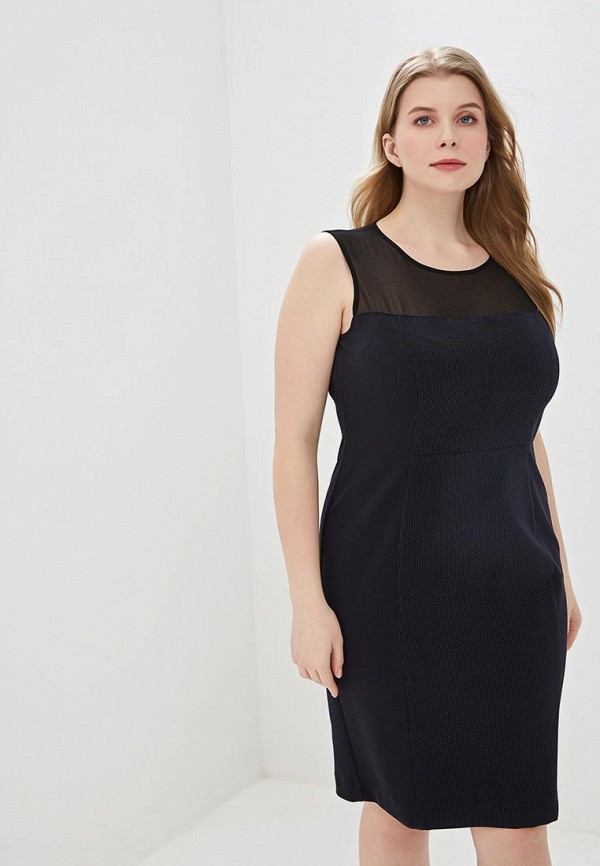 цена Платье Persona by Marina Rinaldi Persona by Marina Rinaldi PE025EWDNWD9 онлайн в 2017 году