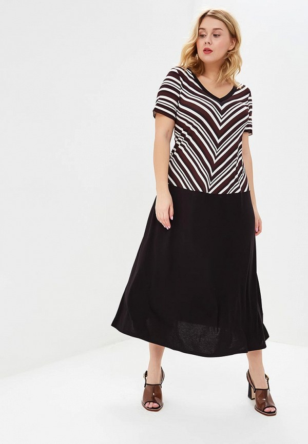 цена Платье Persona by Marina Rinaldi Persona by Marina Rinaldi PE025EWDOCX1 онлайн в 2017 году