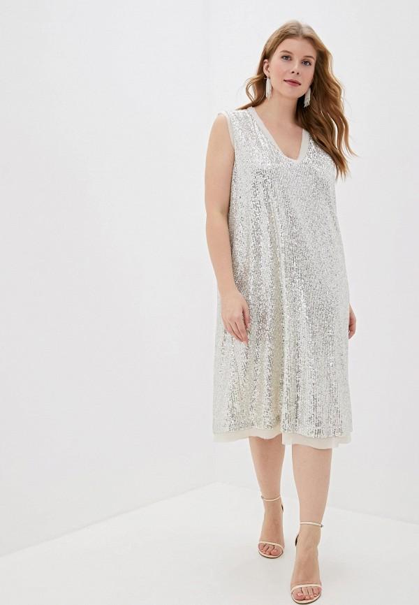 Платье Persona by Marina Rinaldi Persona by Marina Rinaldi PE025EWFMUY8 все цены