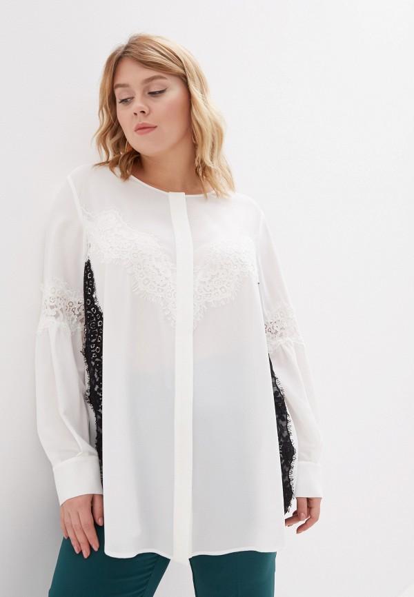 купить Блуза Persona by Marina Rinaldi Persona by Marina Rinaldi PE025EWFMUZ4 дешево