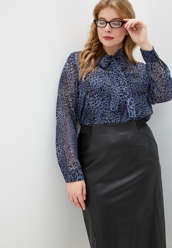 купить Блуза Persona by Marina Rinaldi Persona by Marina Rinaldi PE025EWFMUZ5 дешево