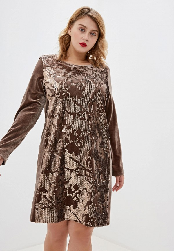 Платье Persona by Marina Rinaldi Persona by Marina Rinaldi PE025EWFVLN4 все цены