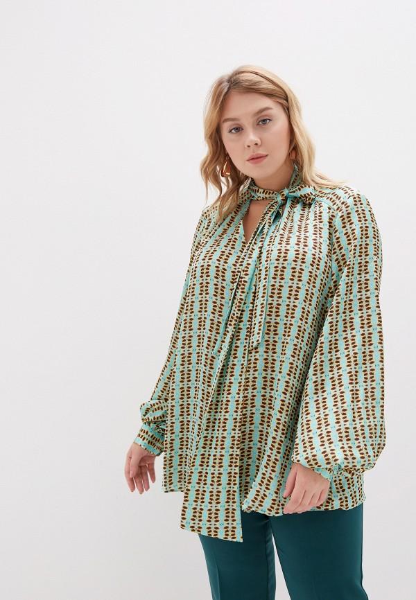 купить Блуза Persona by Marina Rinaldi Persona by Marina Rinaldi PE025EWFVMC5 дешево