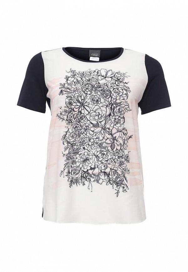Блуза Persona by Marina Rinaldi Persona by Marina Rinaldi PE025EWQBO47 цена