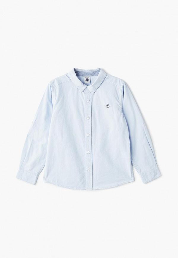 Рубашка Petit Bateau Petit Bateau PE026EBDXSN4 джинсы petit bateau джинсы