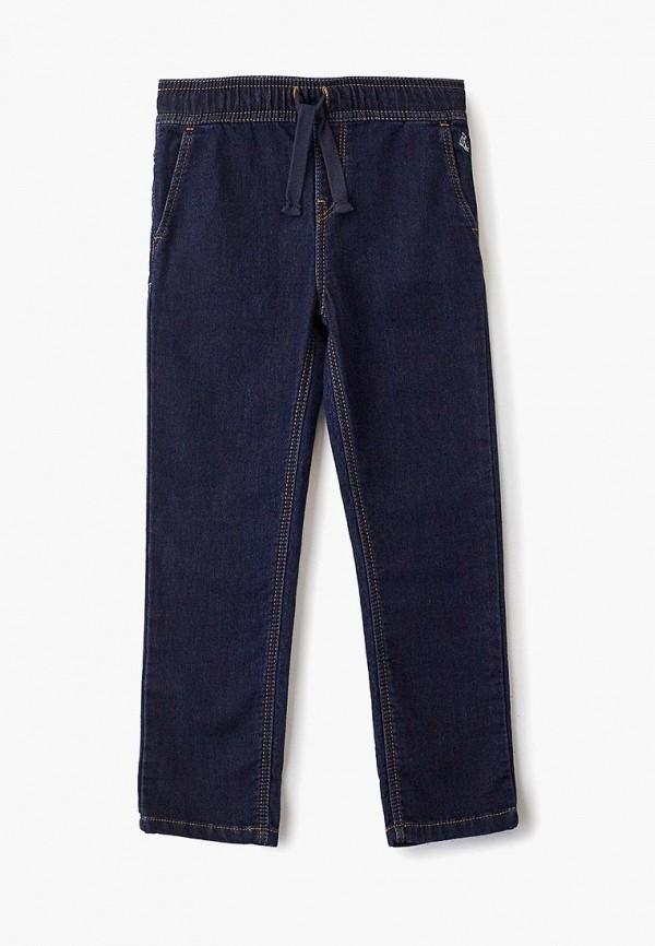 джинсы petit bateau для мальчика, синие