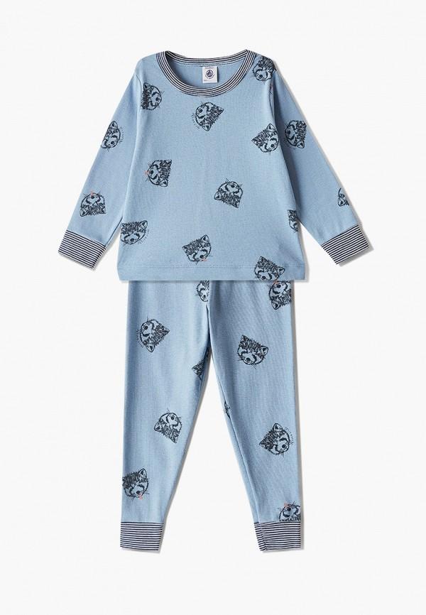 Пижама Petit Bateau Petit Bateau PE026EBGFQK0 недорго, оригинальная цена
