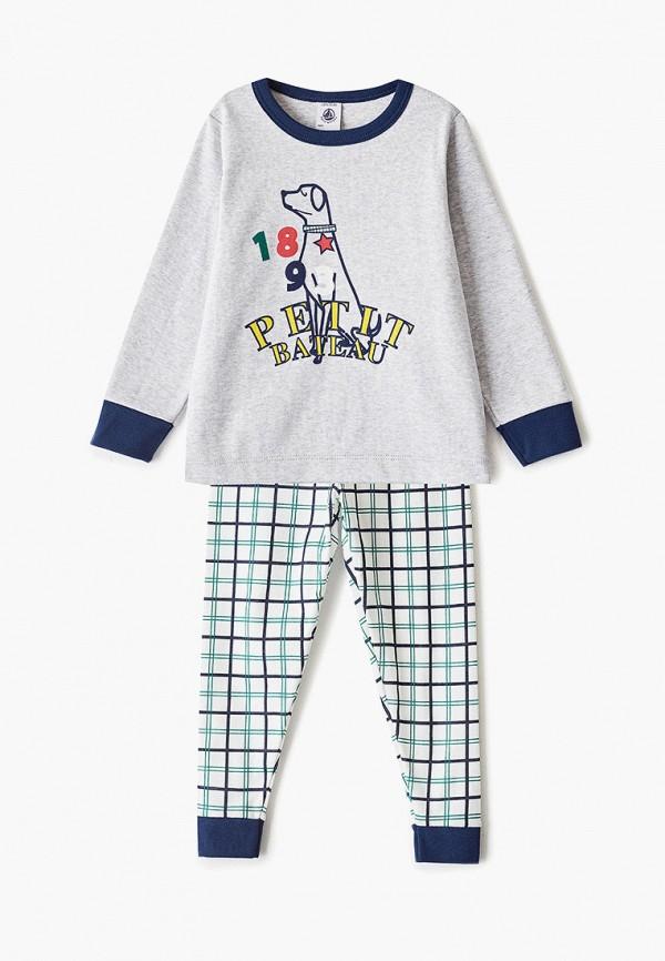 Пижама Petit Bateau Petit Bateau PE026EBGFQK4 недорго, оригинальная цена