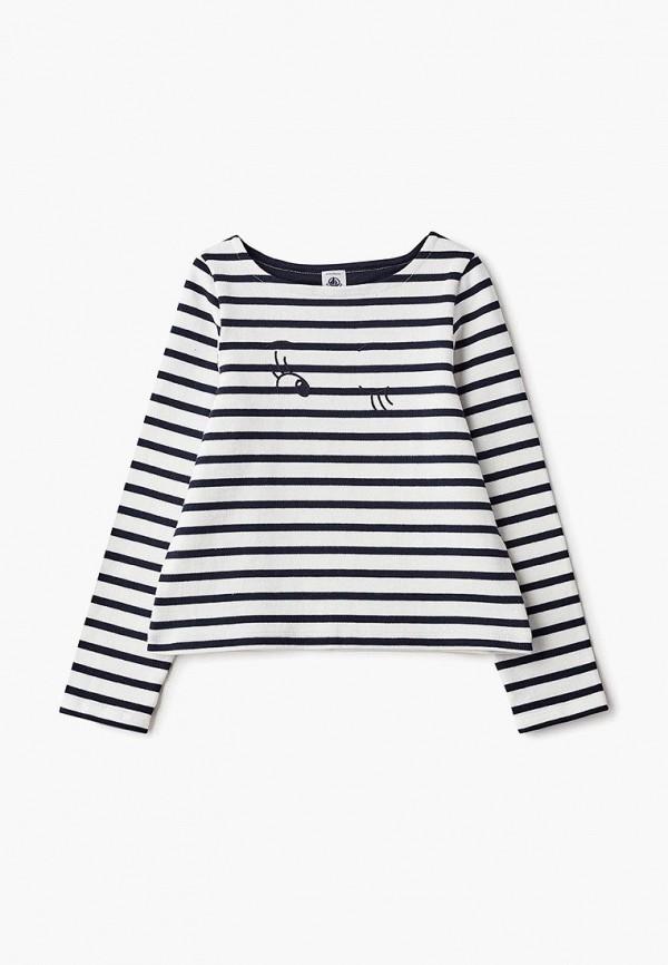 Лонгслив Petit Bateau Petit Bateau PE026EGCQEJ3 футболка детская petit bateau galley petit bateau 2015