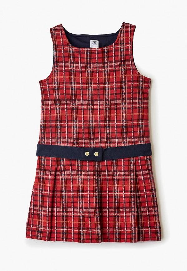 Платье Petit Bateau Petit Bateau PE026EGGFQL1 цена