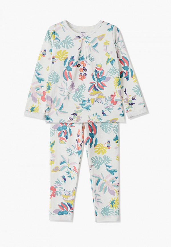 Пижама для девочки Petit Bateau 55898