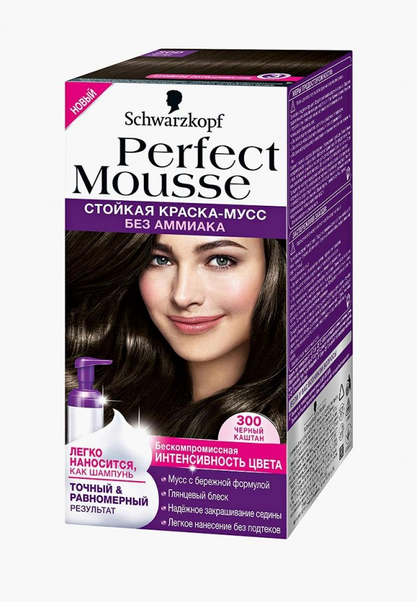Краска для волос Perfect Mousse Perfect Mousse PE031LWJOL68 barex volumizing mousse