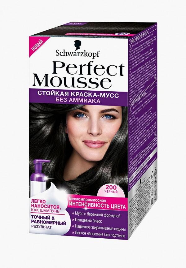 Краска для волос Perfect Mousse Perfect Mousse PE031LWJOL69 краска для волос 5 36 морозный мокко perfect mousse