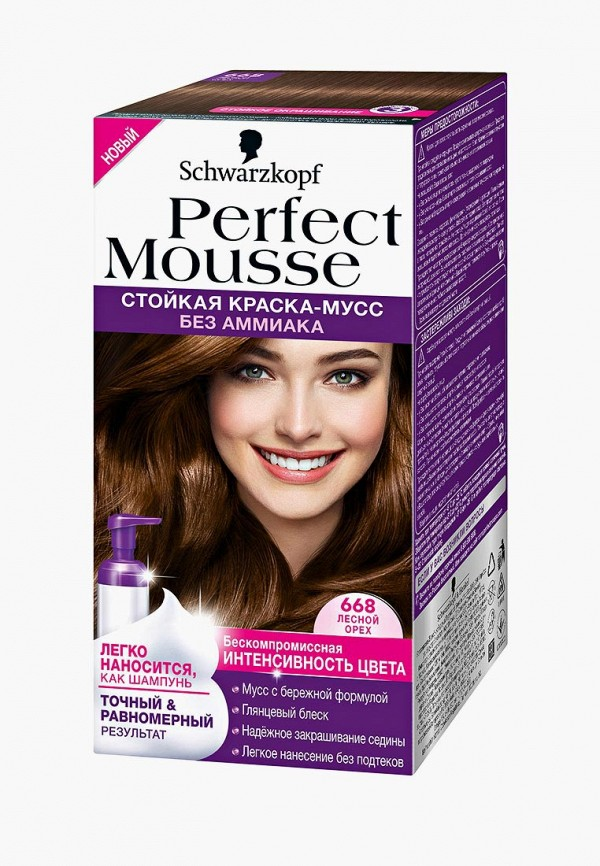 Краска для волос Perfect Mousse Perfect Mousse PE031LWJOL79 barex volumizing mousse