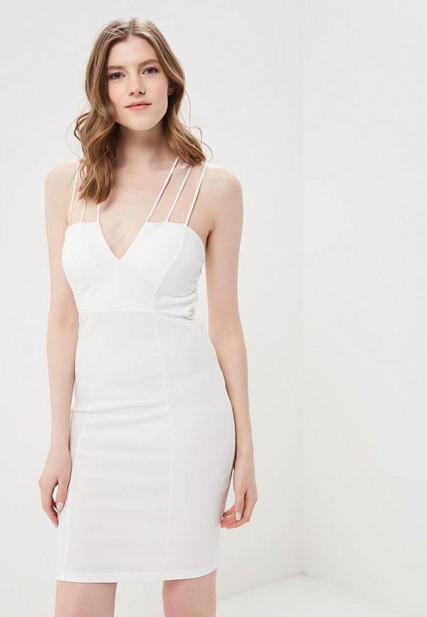 женское вечерние платье perfect j, белое
