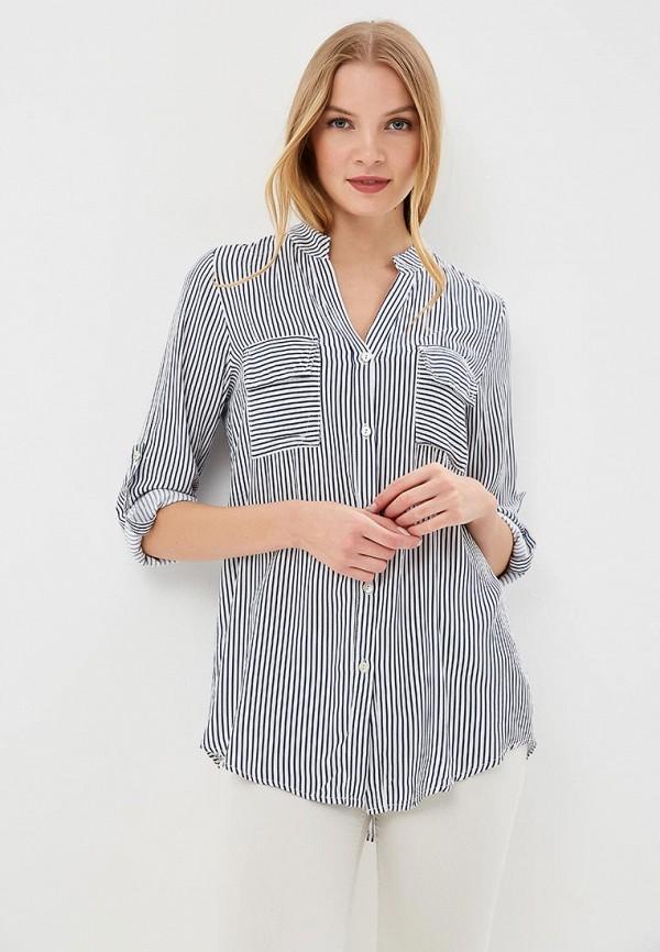 Купить женскую блузку Perfect J синего цвета