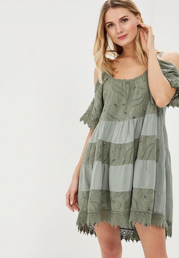 Платье Perfect J Perfect J PE033EWAOXK4 qianghao кофейный