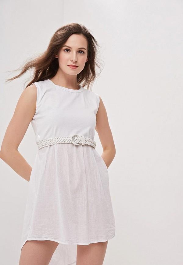 Фото - женское платье Perfect J красного цвета