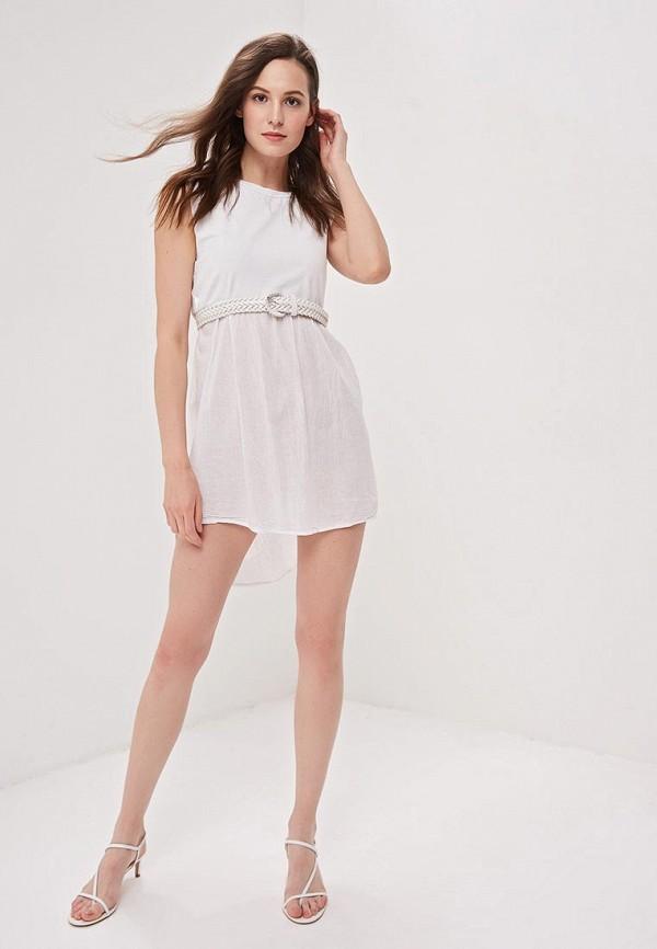 Фото 2 - женское платье Perfect J красного цвета