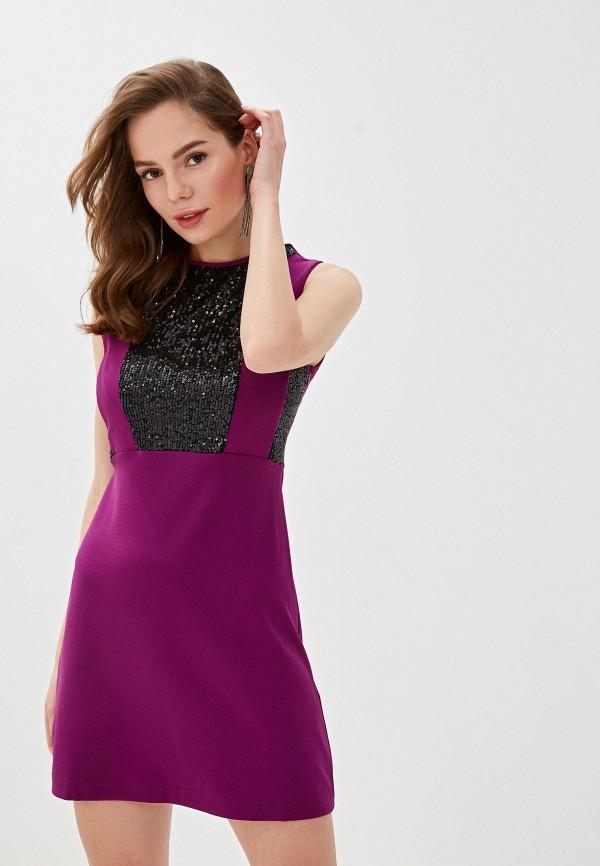 женское вечерние платье perfect j, розовое