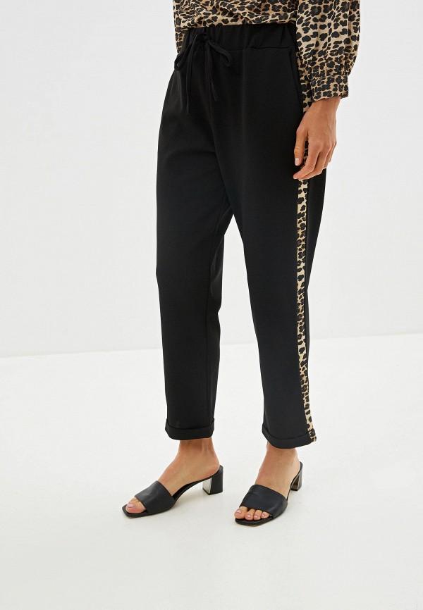 женские брюки perfect j, черные