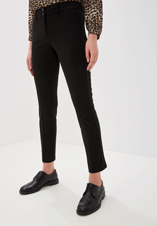 женские повседневные брюки perfect j, черные