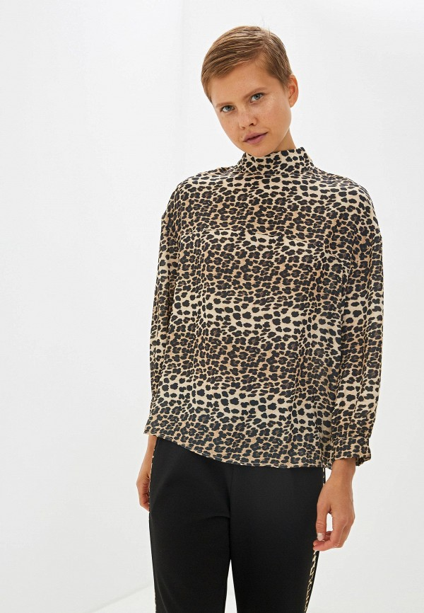 женская блузка perfect j, бежевая