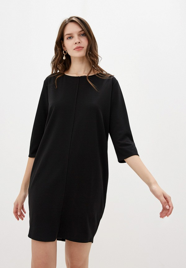 Фото - женское платье Perfect J черного цвета