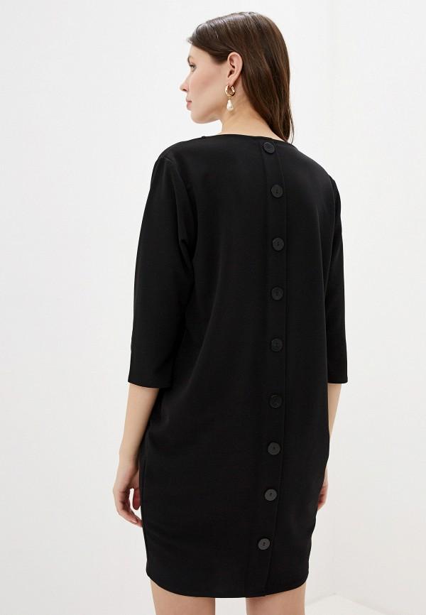 Фото 3 - женское платье Perfect J черного цвета
