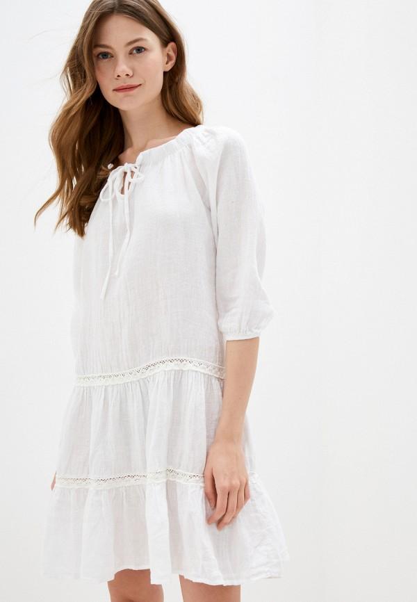 женское повседневные платье perfect j, белое