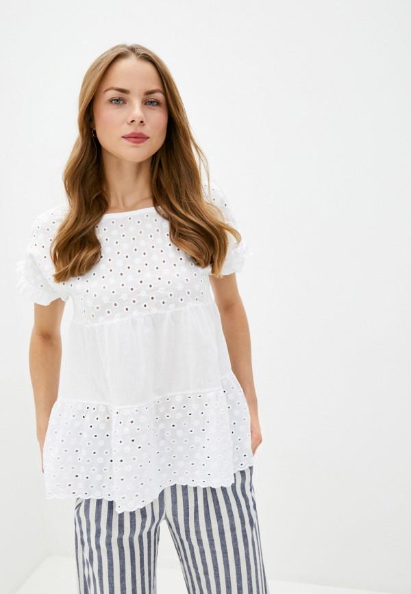 женская блузка perfect j, белая