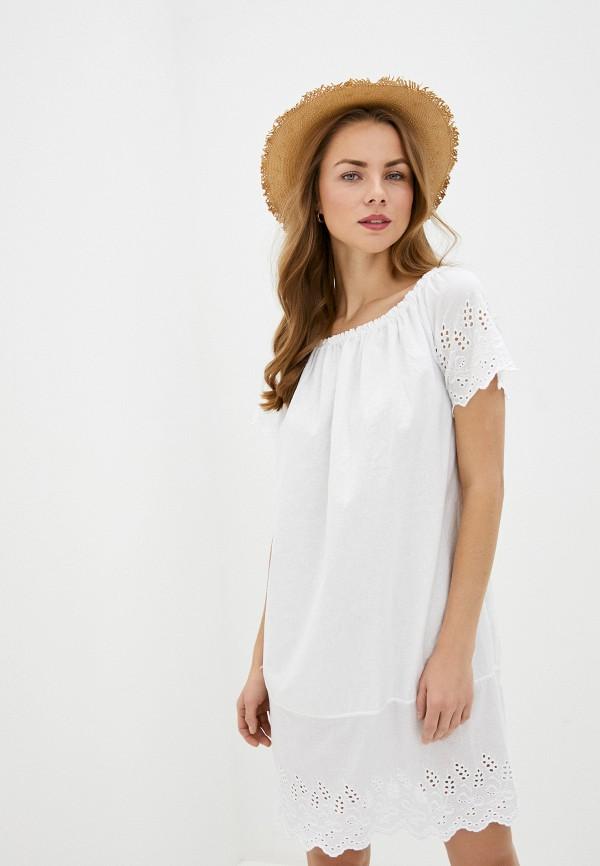 женское платье perfect j, белое