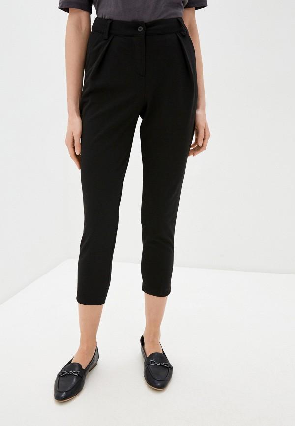 женские классические брюки perfect j, черные