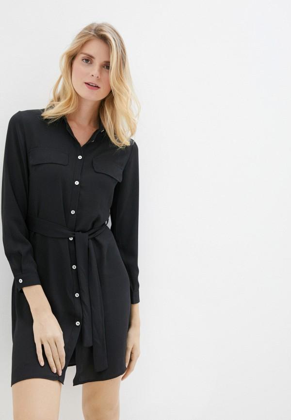 женское платье perfect j, черное