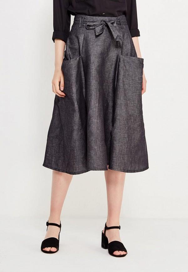женская юбка peperuna, серая